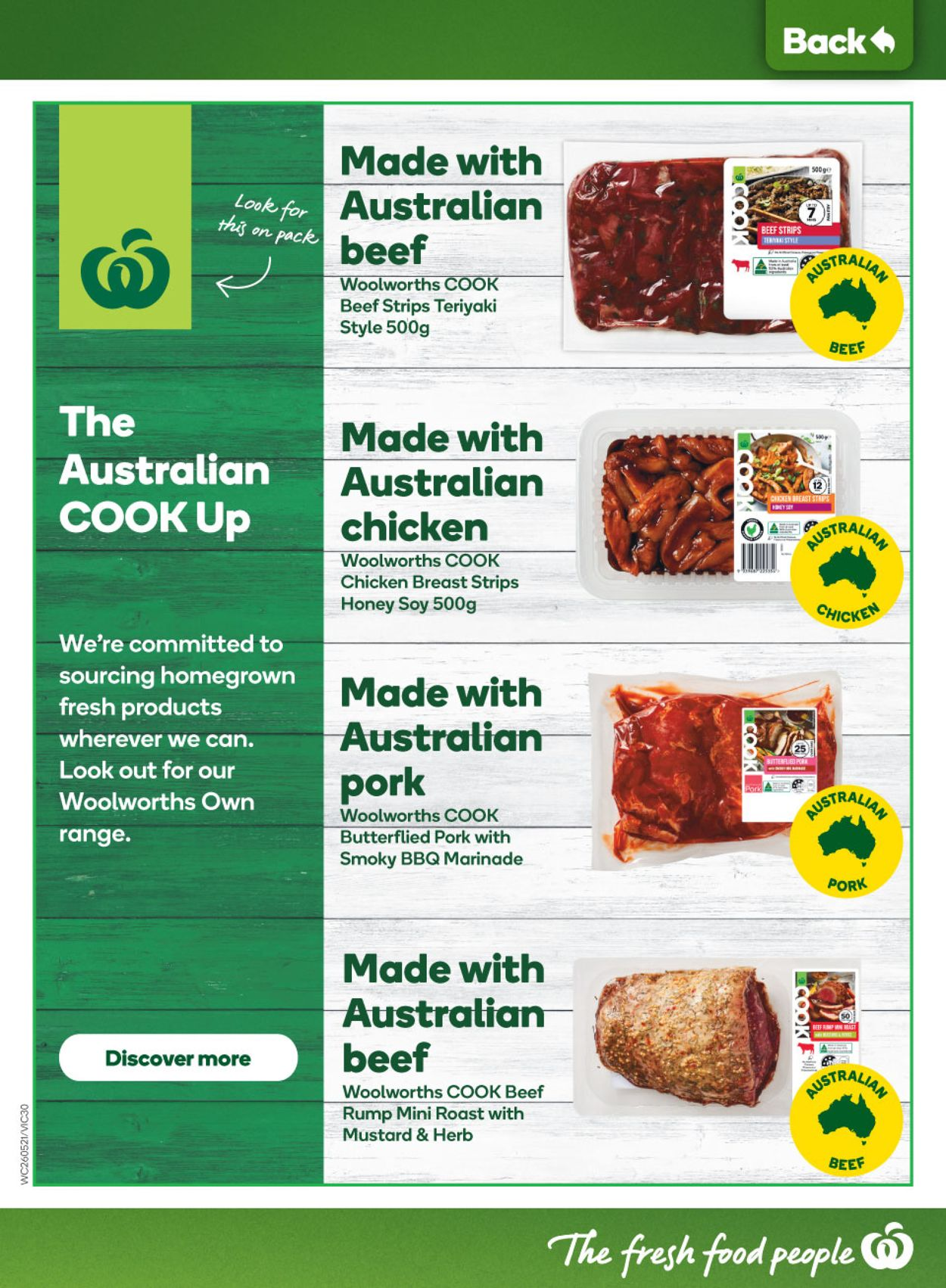 Woolworths Catalogue - 26/05-01/06/2021 (Page 30)