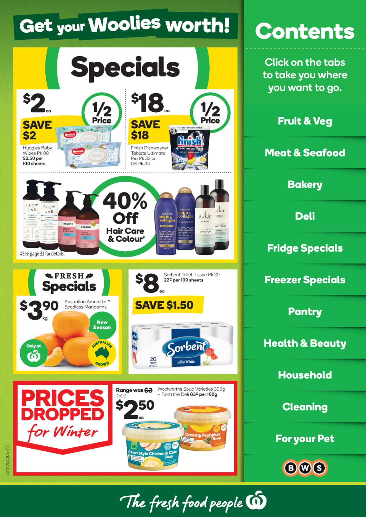 Woolworths Catalogue - 02/06-08/06/2021 (Page 2)