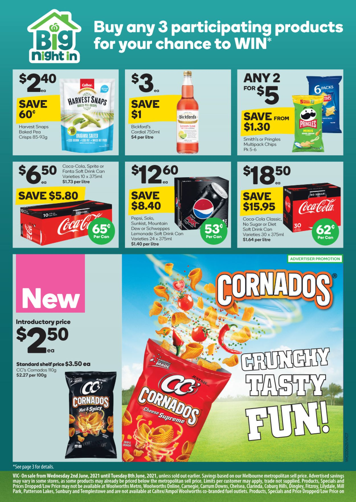 Woolworths Catalogue - 02/06-08/06/2021 (Page 7)