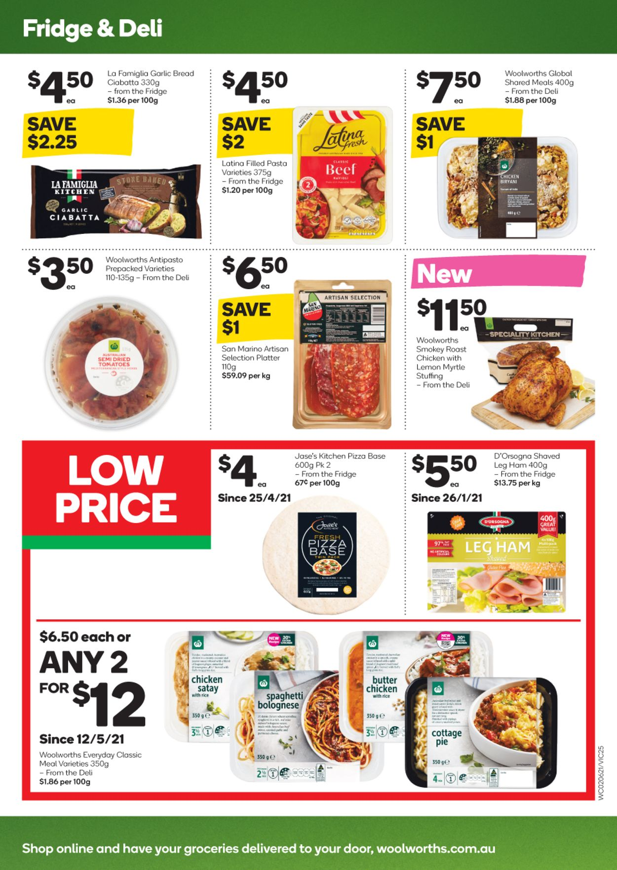 Woolworths Catalogue - 02/06-08/06/2021 (Page 23)