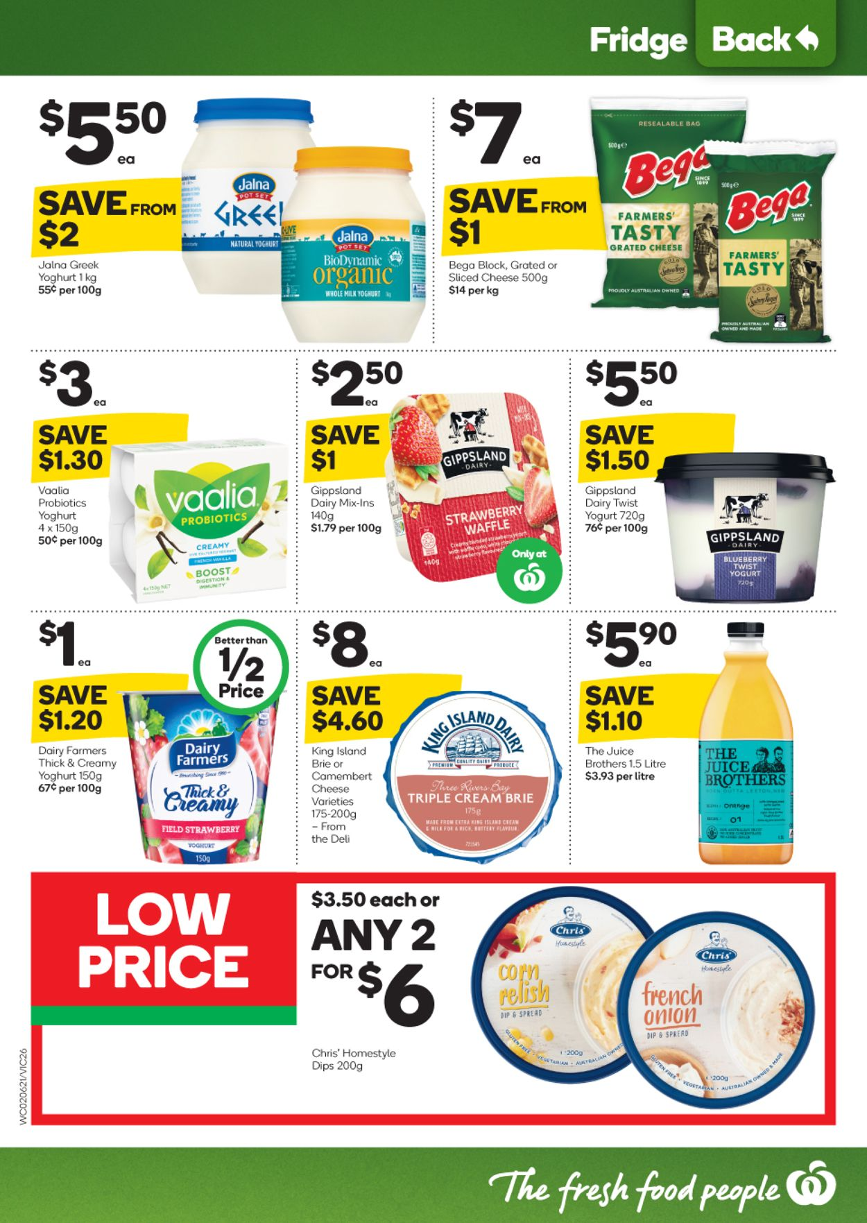 Woolworths Catalogue - 02/06-08/06/2021 (Page 24)