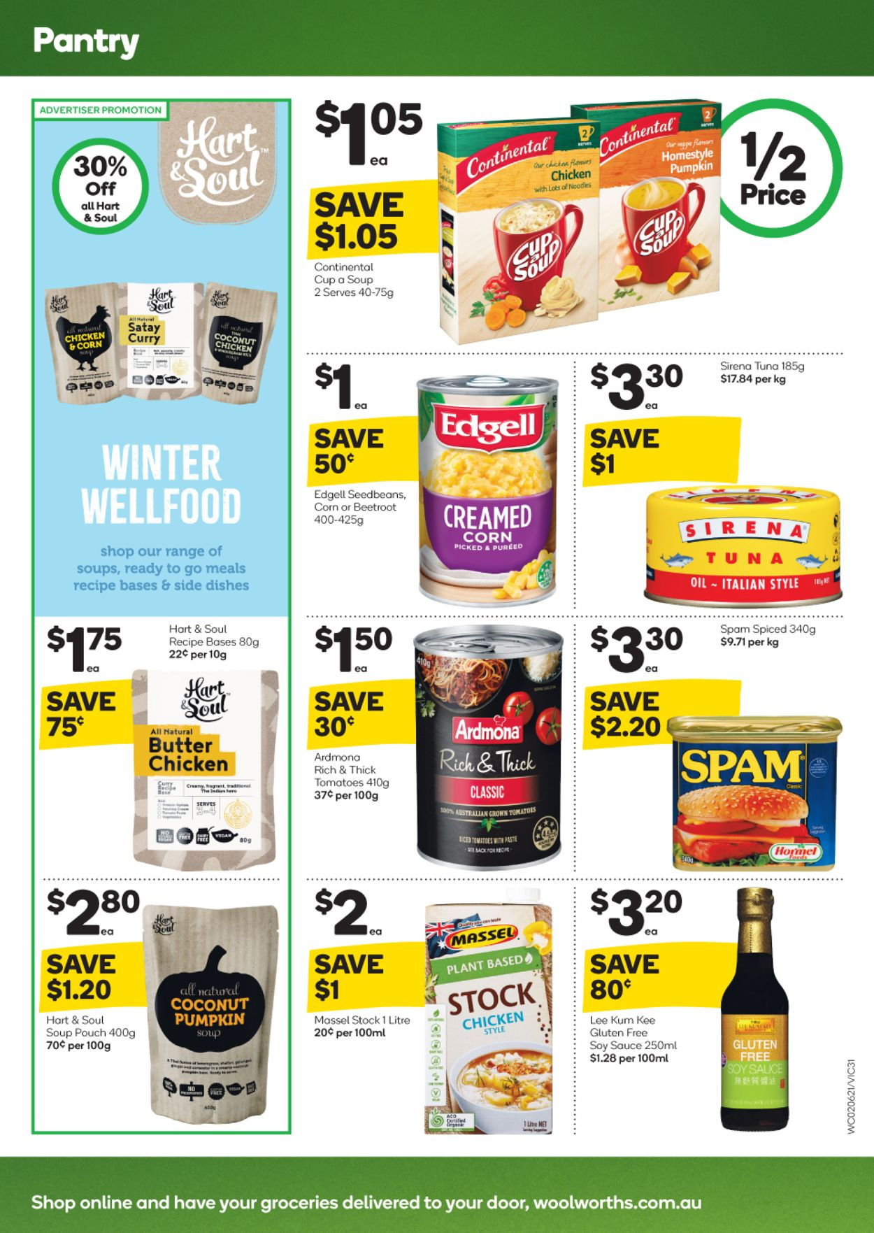 Woolworths Catalogue - 02/06-08/06/2021 (Page 29)