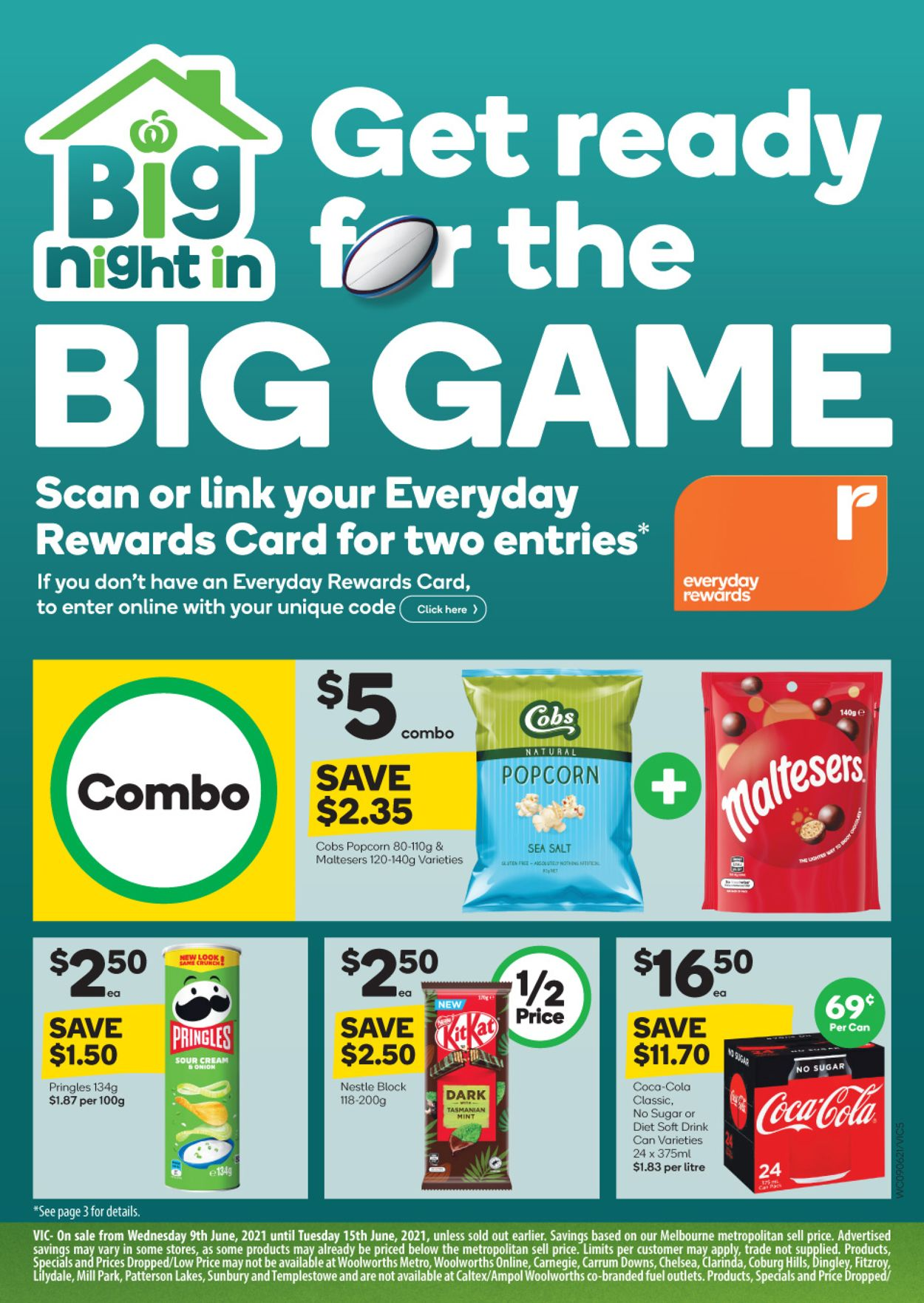 Woolworths Catalogue - 09/06-15/06/2021 (Page 5)