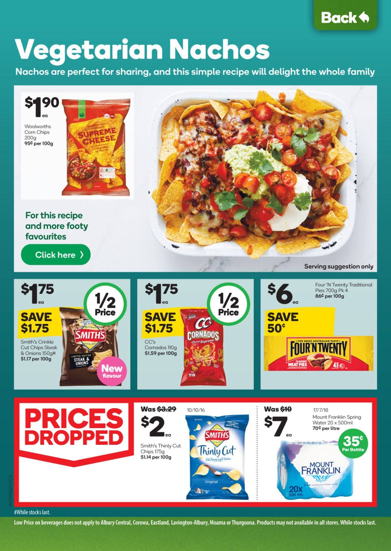 Woolworths Catalogue - 09/06-15/06/2021 (Page 6)