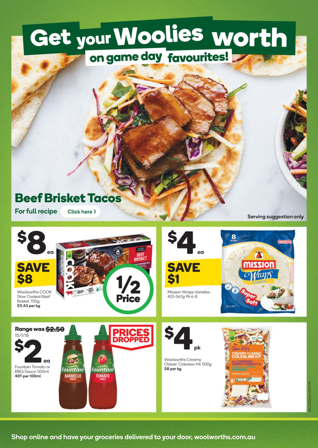Woolworths Catalogue - 09/06-15/06/2021 (Page 9)
