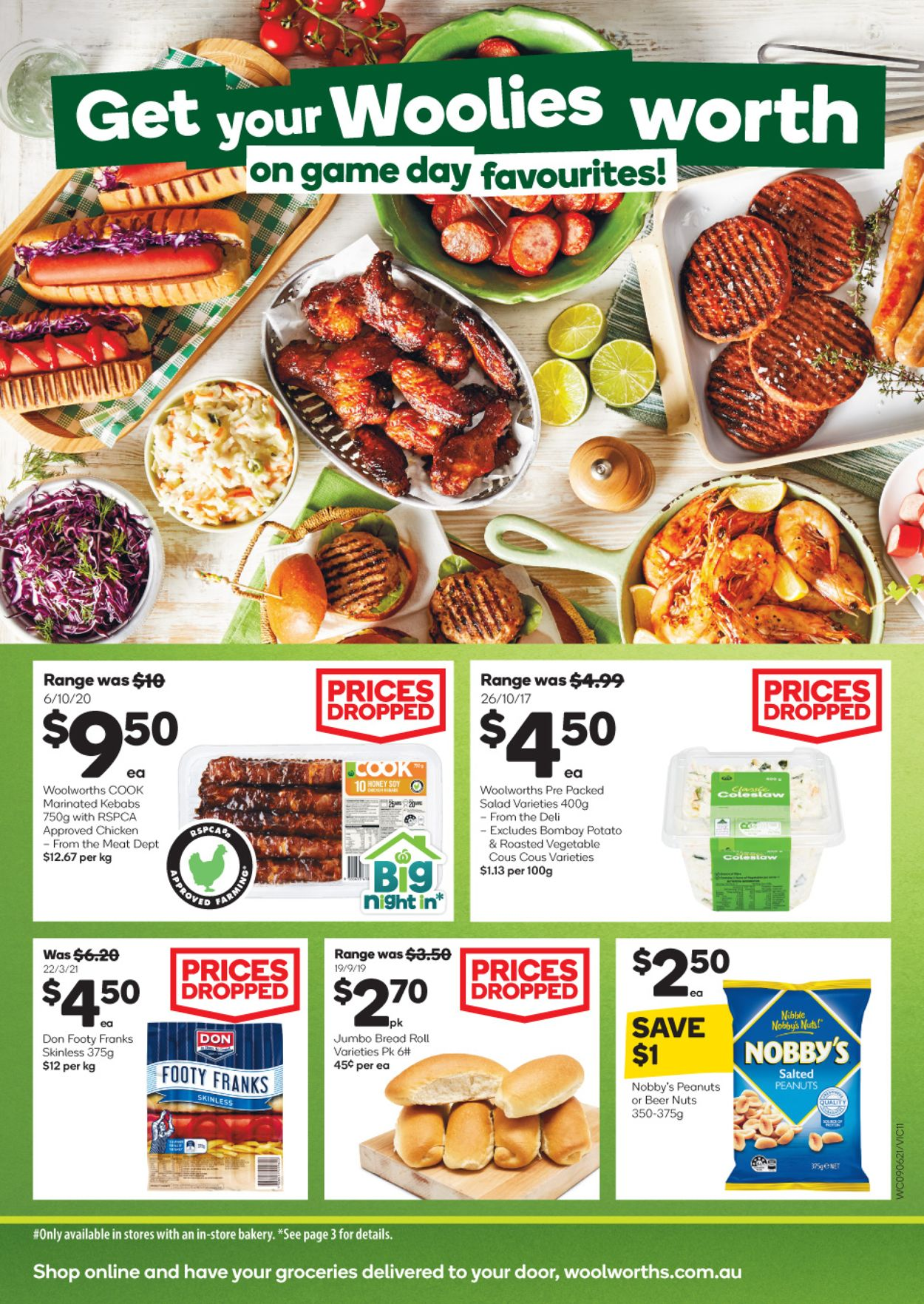 Woolworths Catalogue - 09/06-15/06/2021 (Page 11)