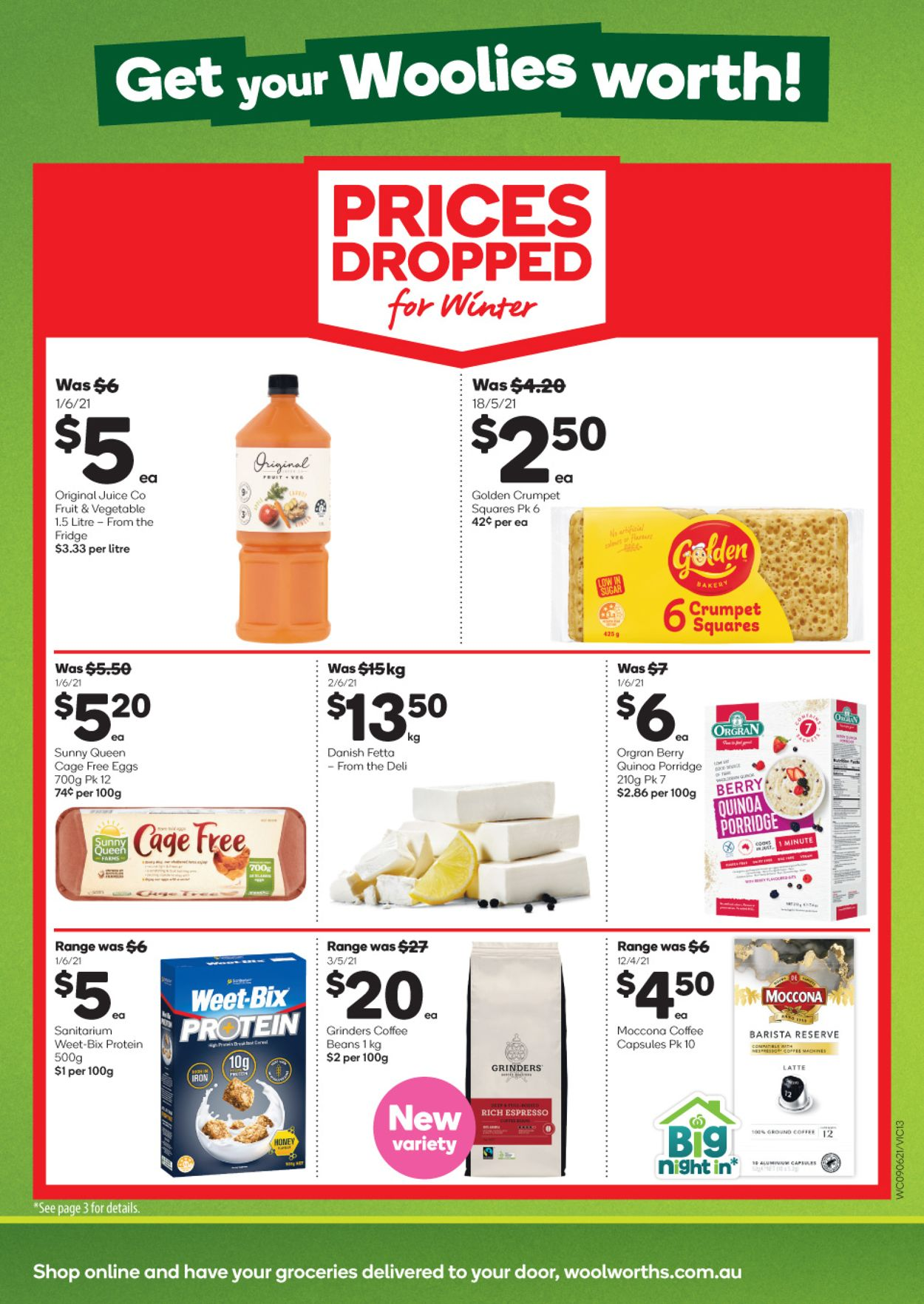 Woolworths Catalogue - 09/06-15/06/2021 (Page 13)