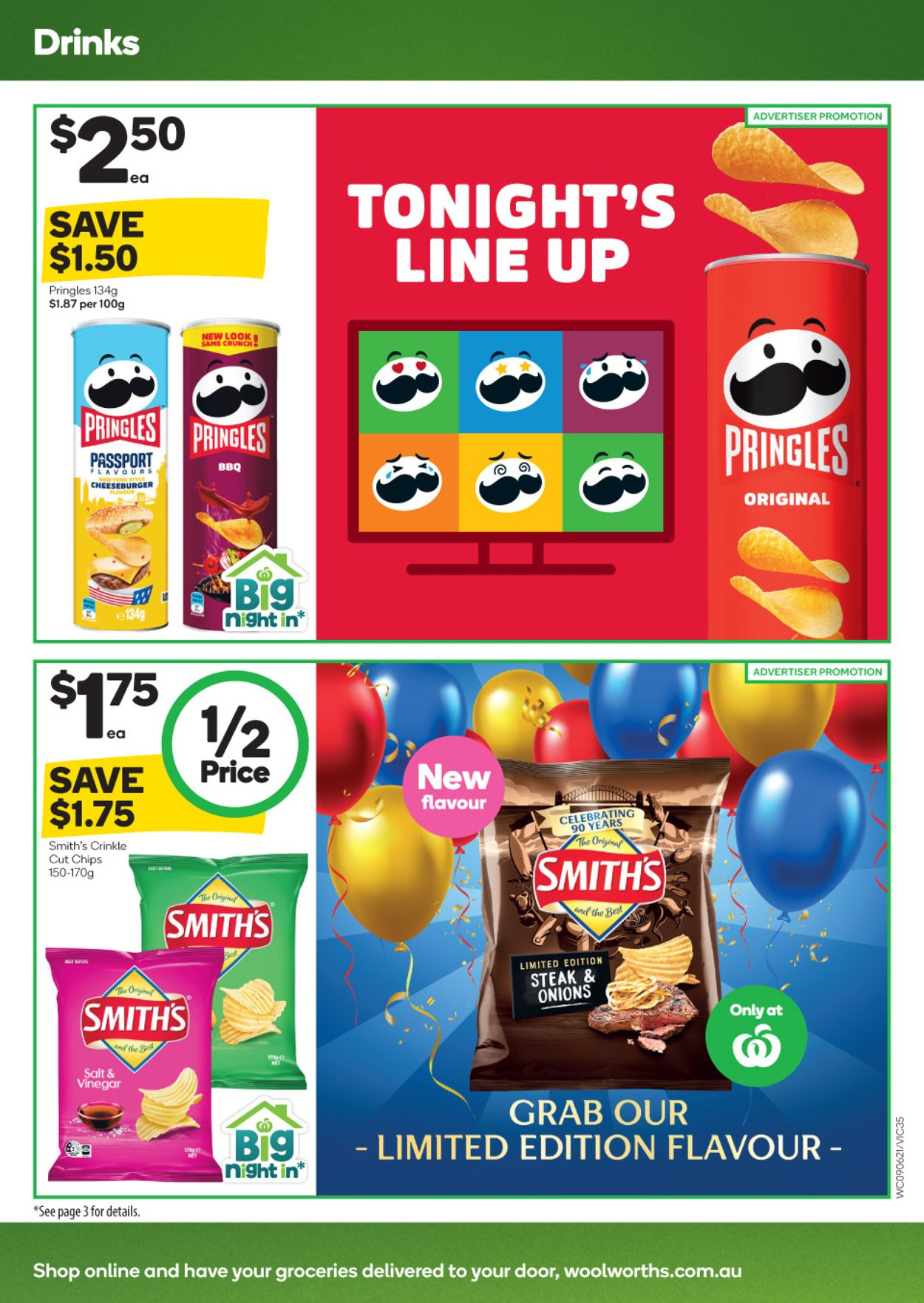Woolworths Catalogue - 09/06-15/06/2021 (Page 35)