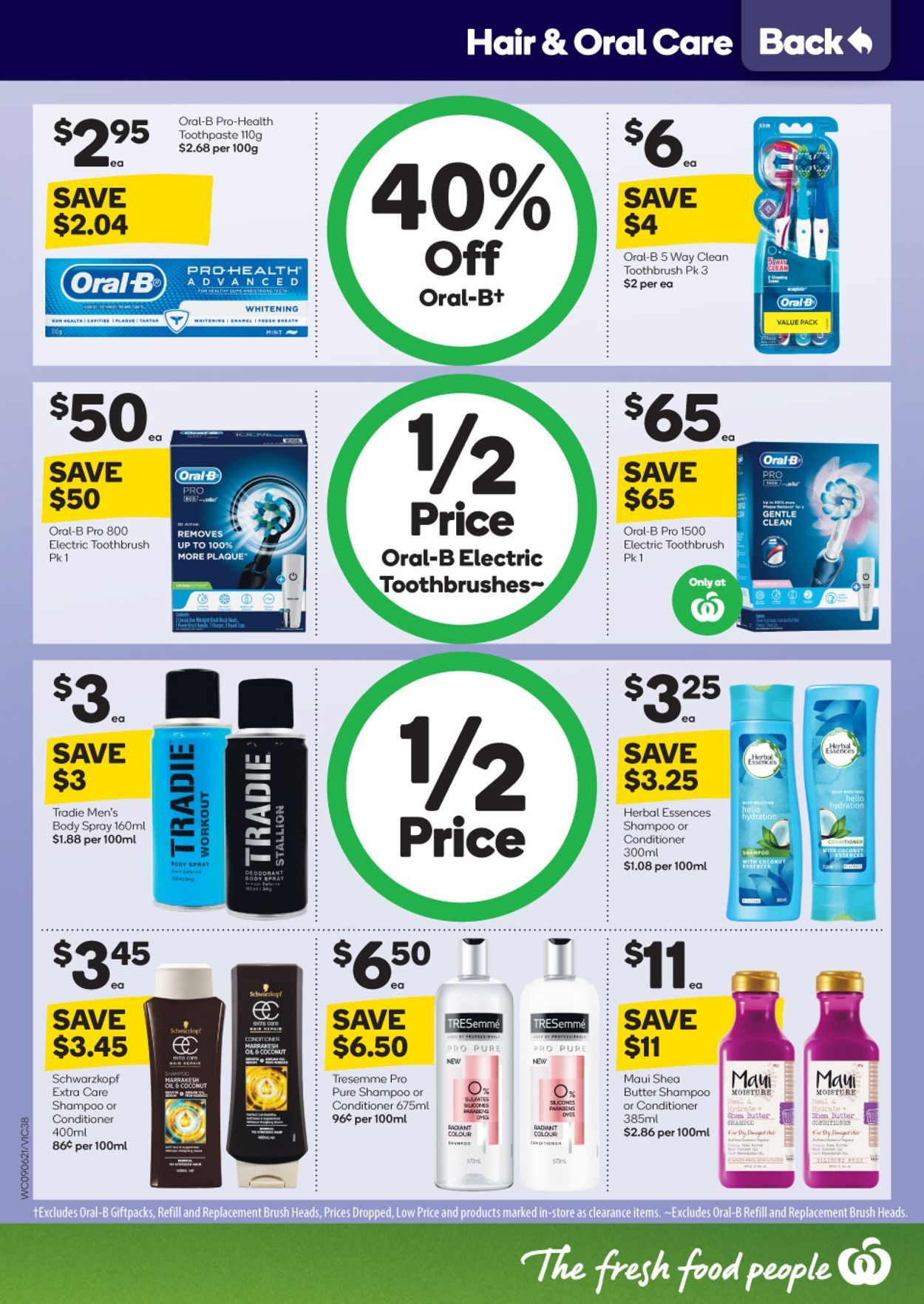 Woolworths Catalogue - 09/06-15/06/2021 (Page 38)