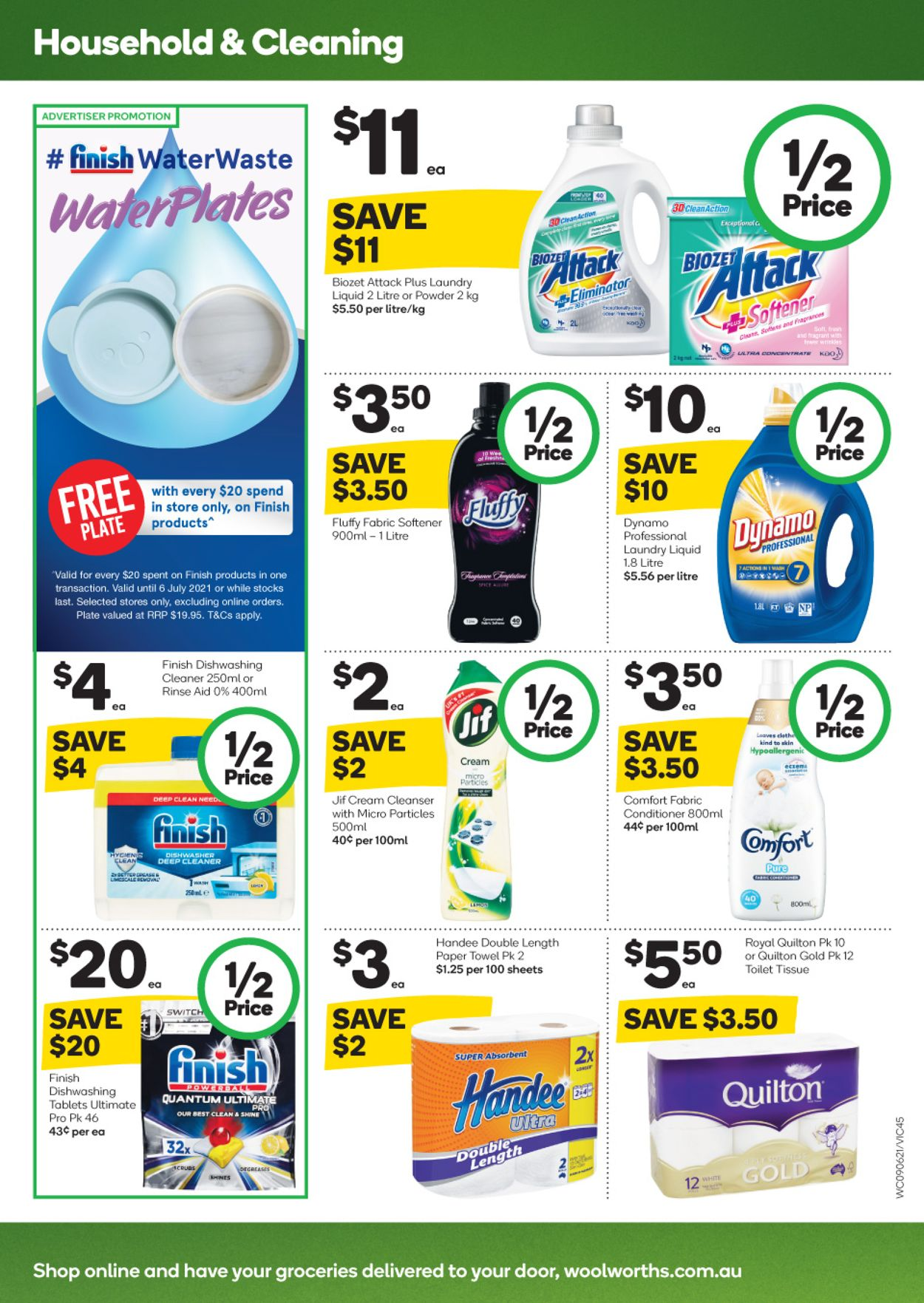 Woolworths Catalogue - 09/06-15/06/2021 (Page 45)