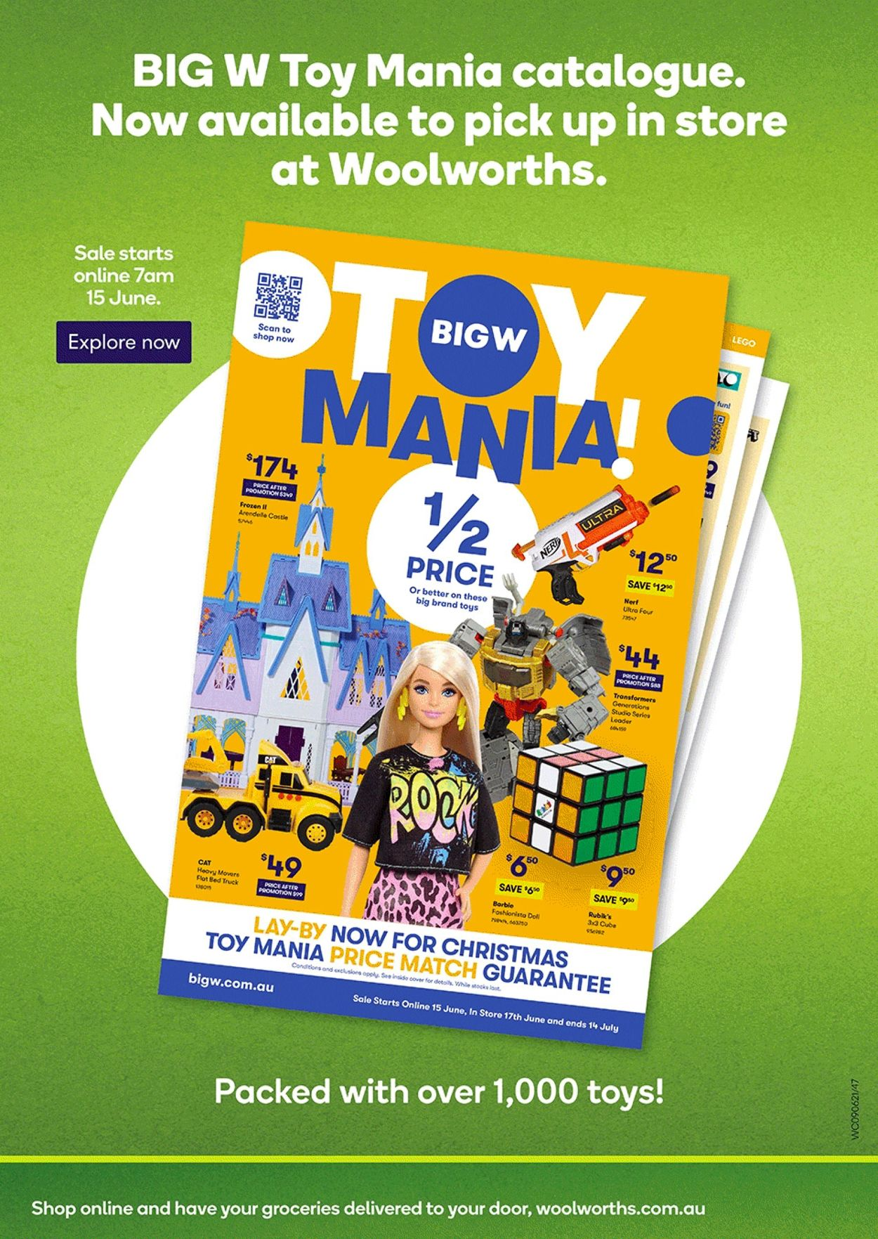 Woolworths Catalogue - 09/06-15/06/2021 (Page 47)