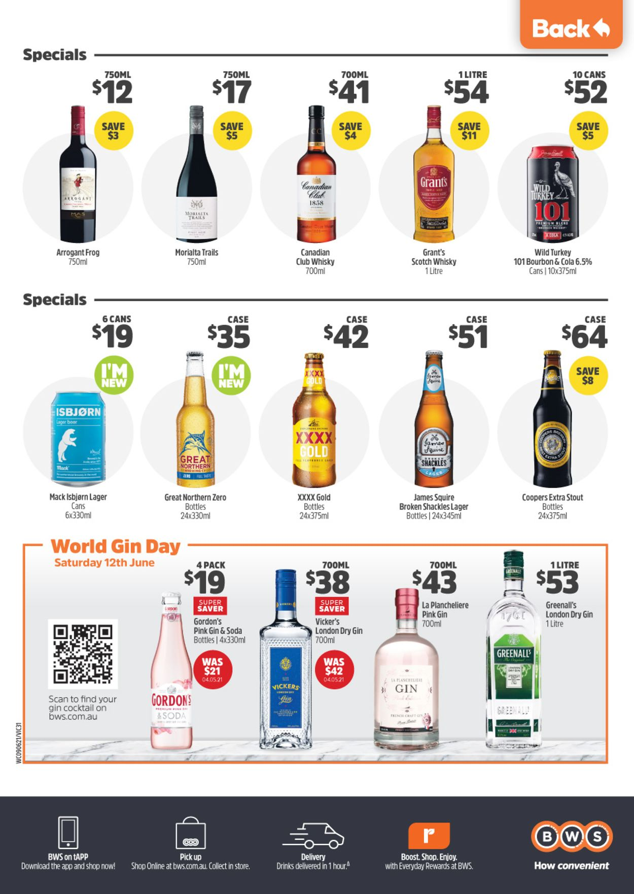 Woolworths Catalogue - 09/06-15/06/2021 (Page 50)