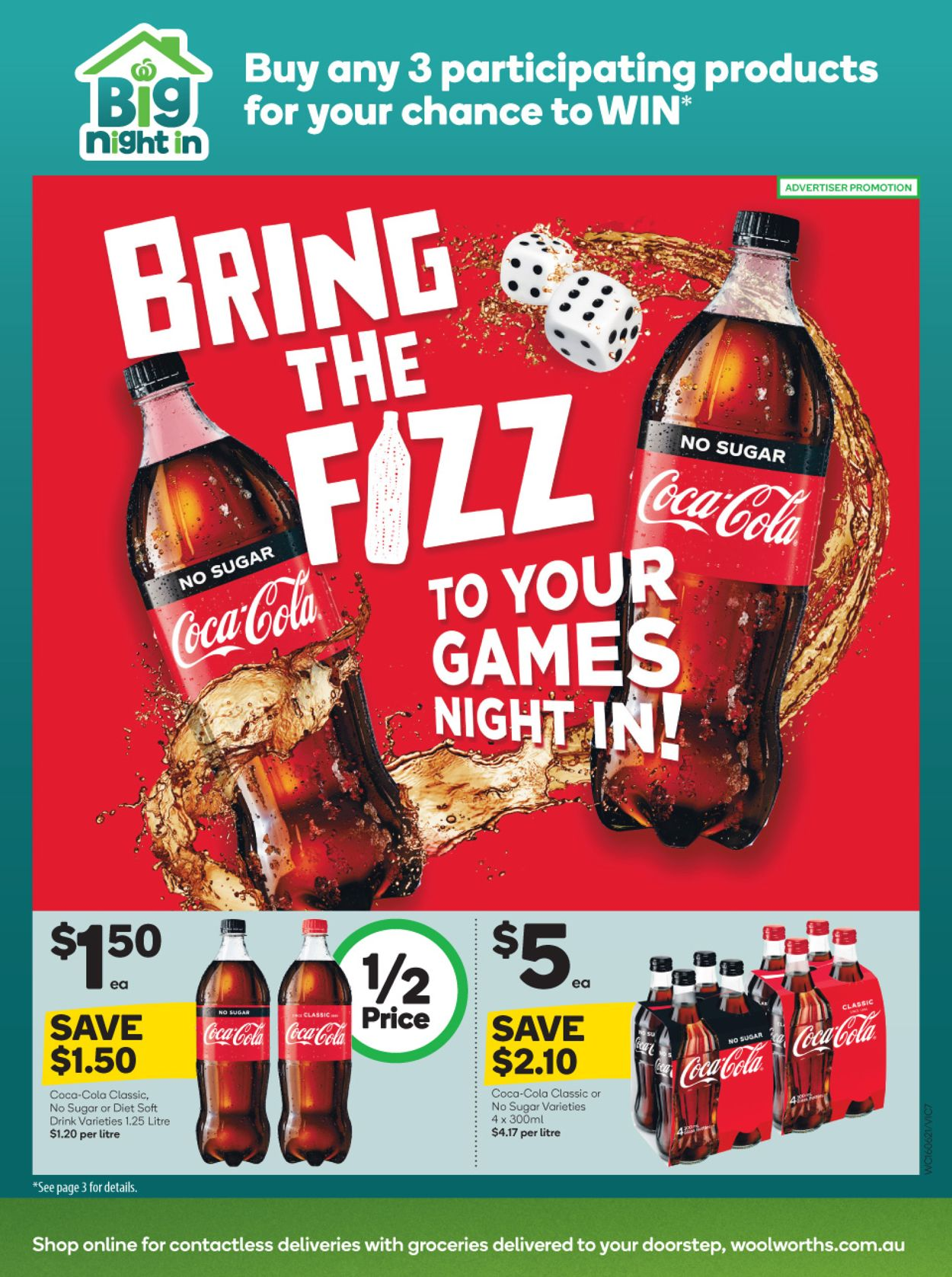 Woolworths Catalogue - 16/06-22/06/2021 (Page 7)