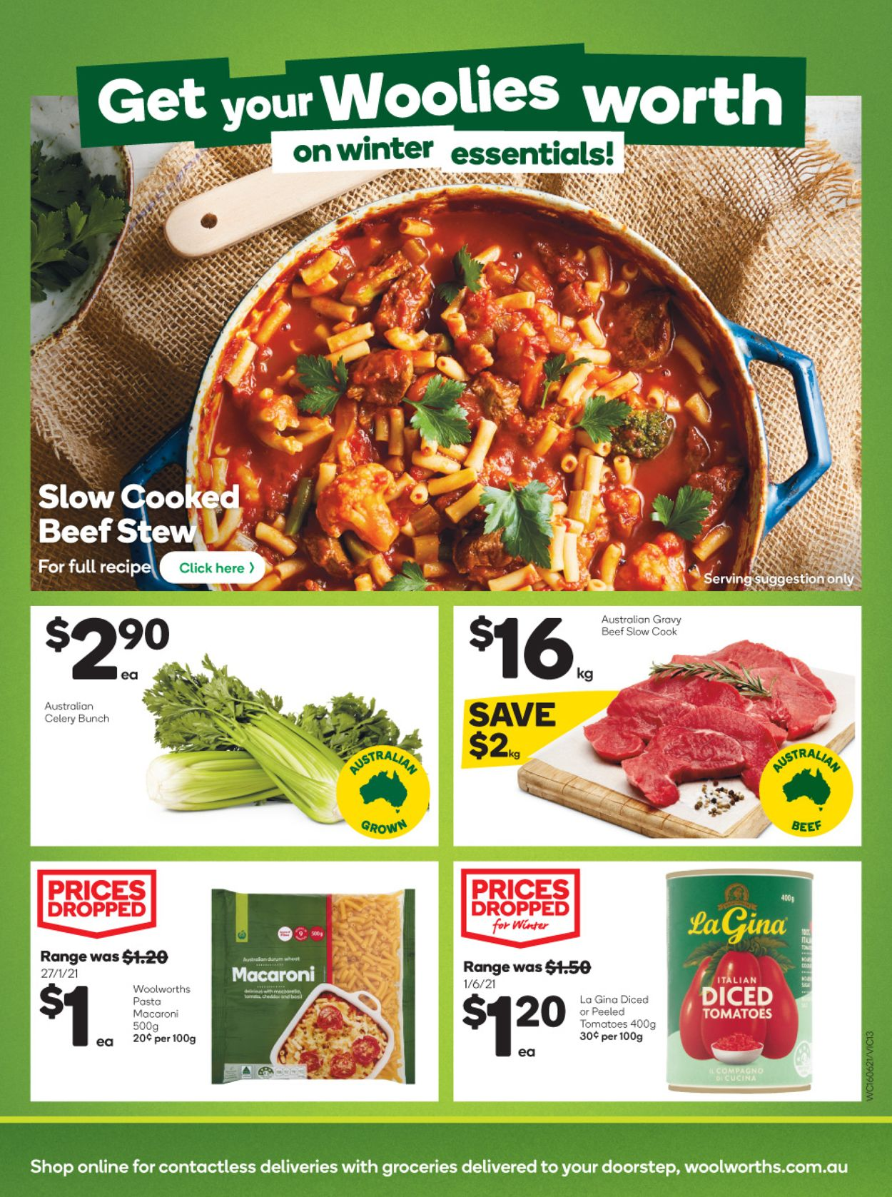 Woolworths Catalogue - 16/06-22/06/2021 (Page 13)