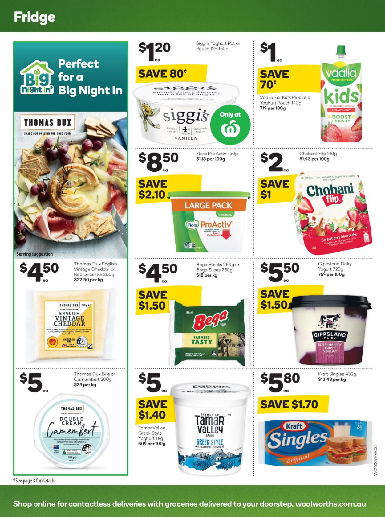 Woolworths Catalogue - 16/06-22/06/2021 (Page 25)