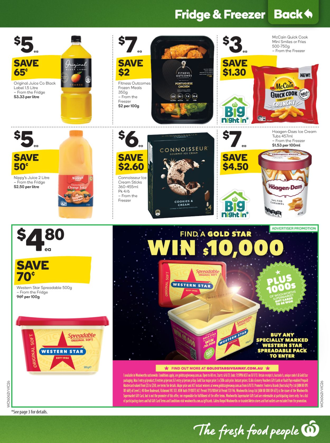 Woolworths Catalogue - 16/06-22/06/2021 (Page 26)