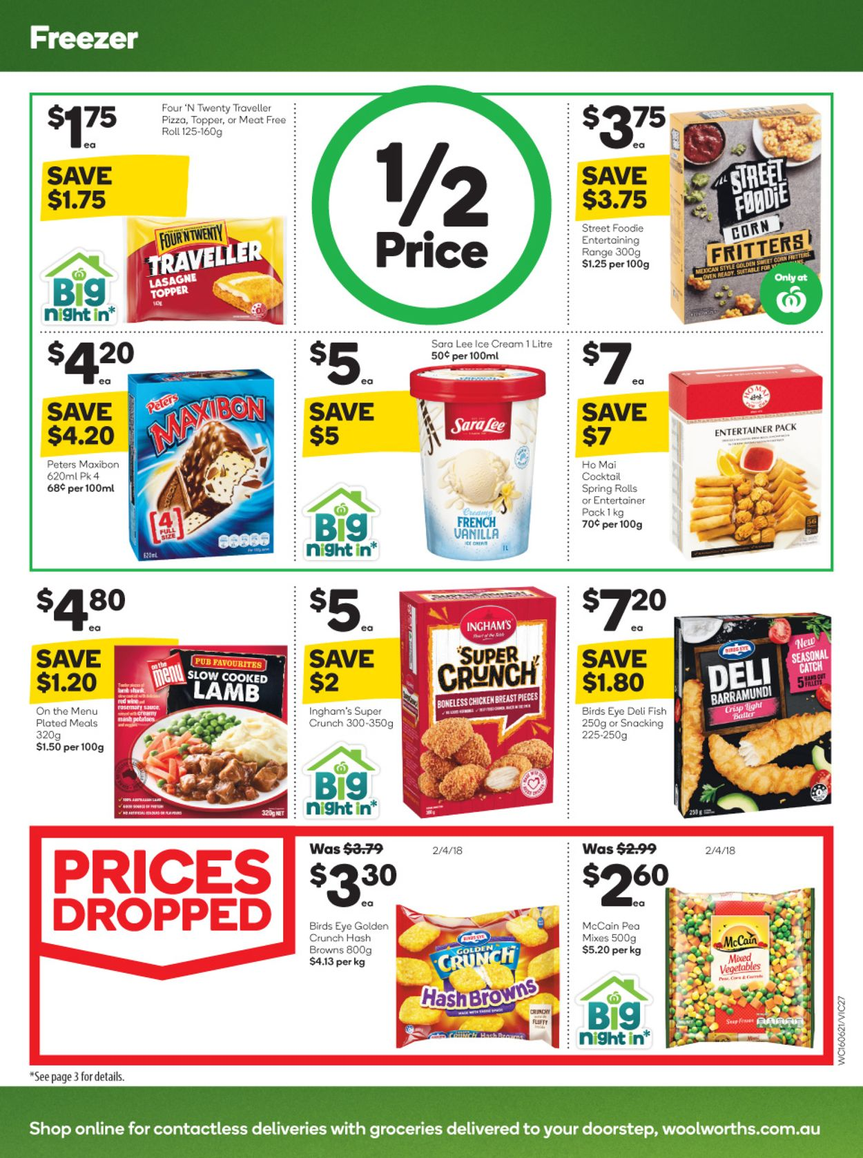 Woolworths Catalogue - 16/06-22/06/2021 (Page 27)