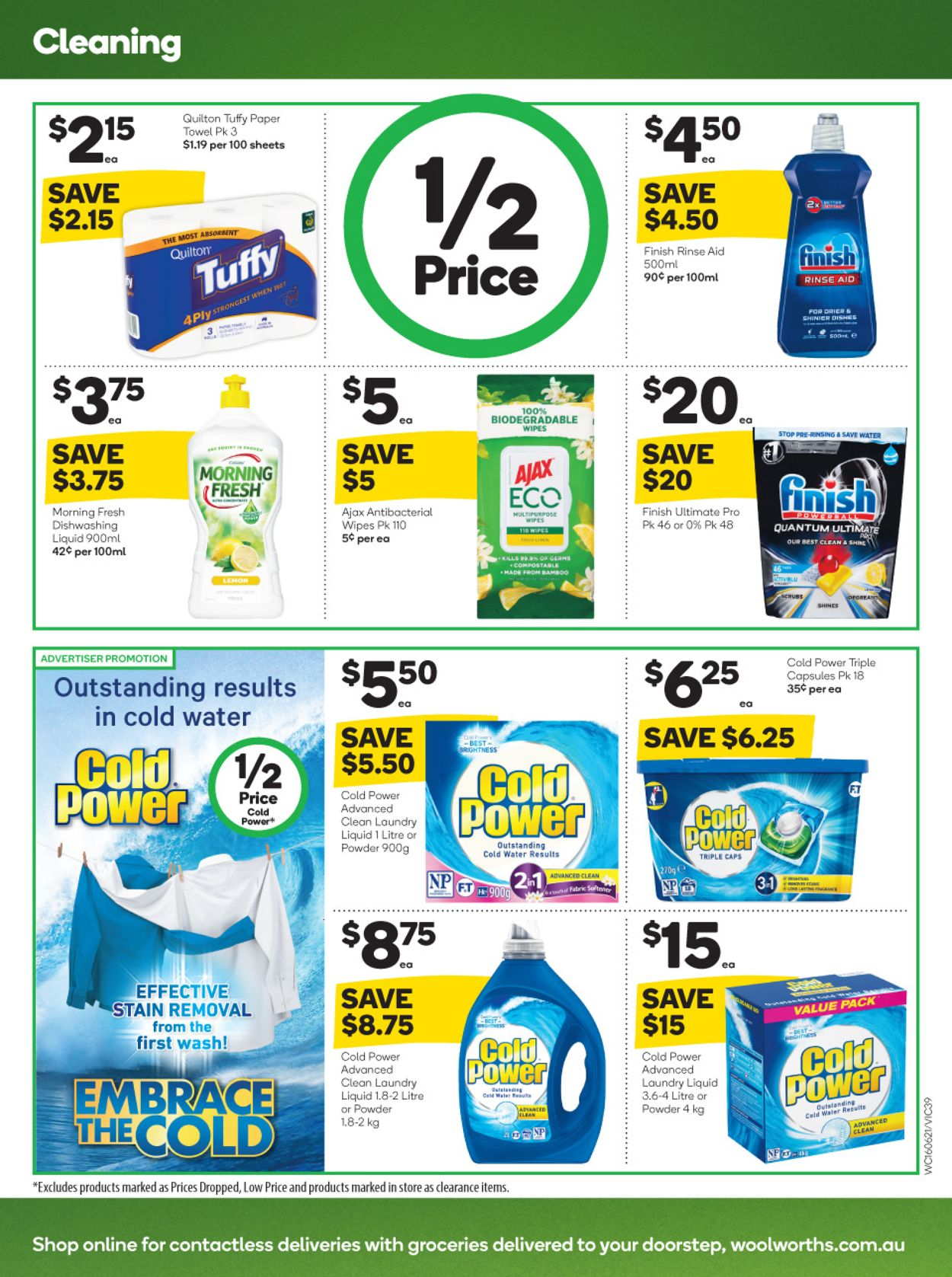 Woolworths Catalogue - 16/06-22/06/2021 (Page 39)