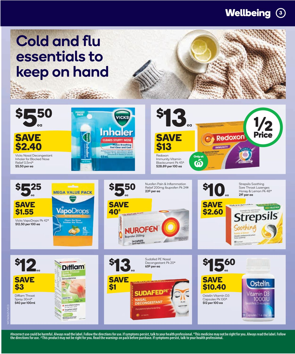 Woolworths Catalogue - 16/06-22/06/2021 (Page 4)