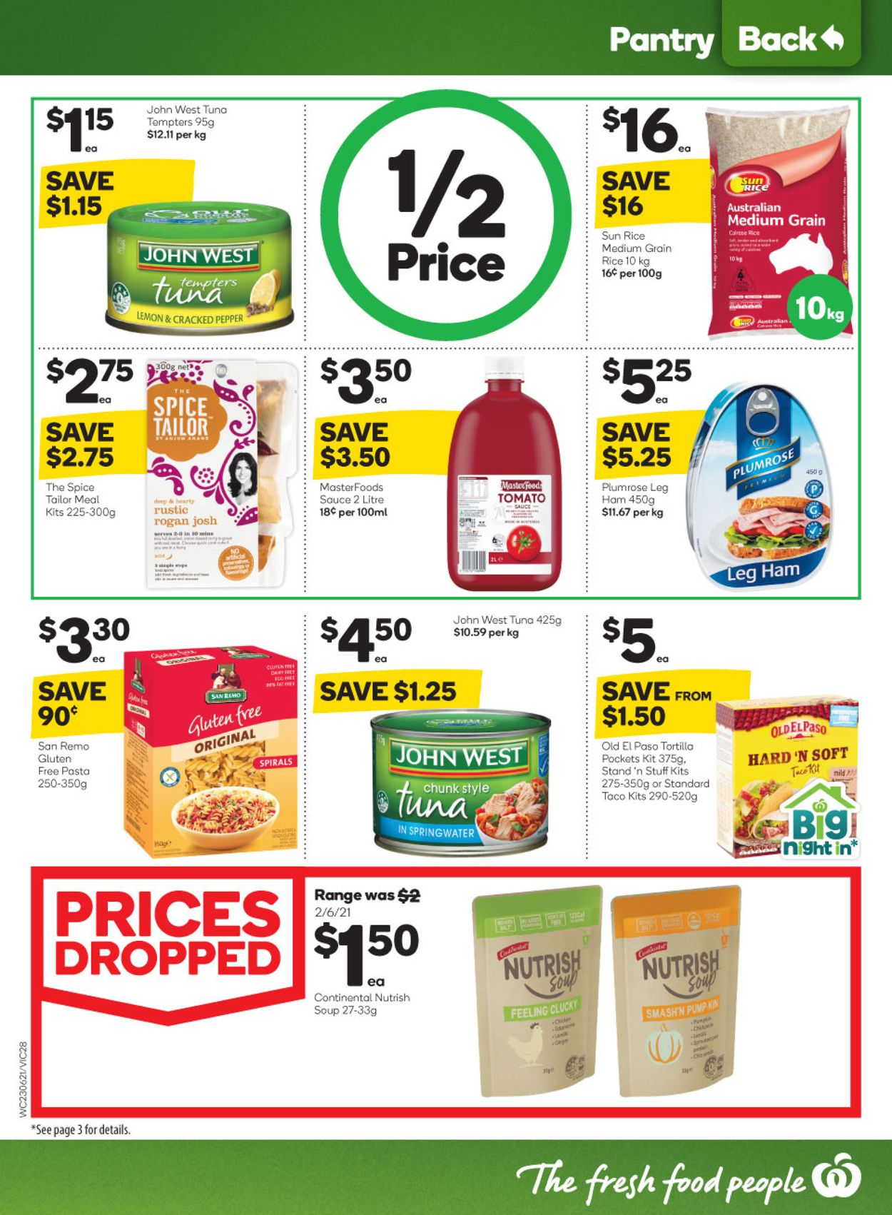 Woolworths Catalogue - 23/06-29/06/2021 (Page 28)