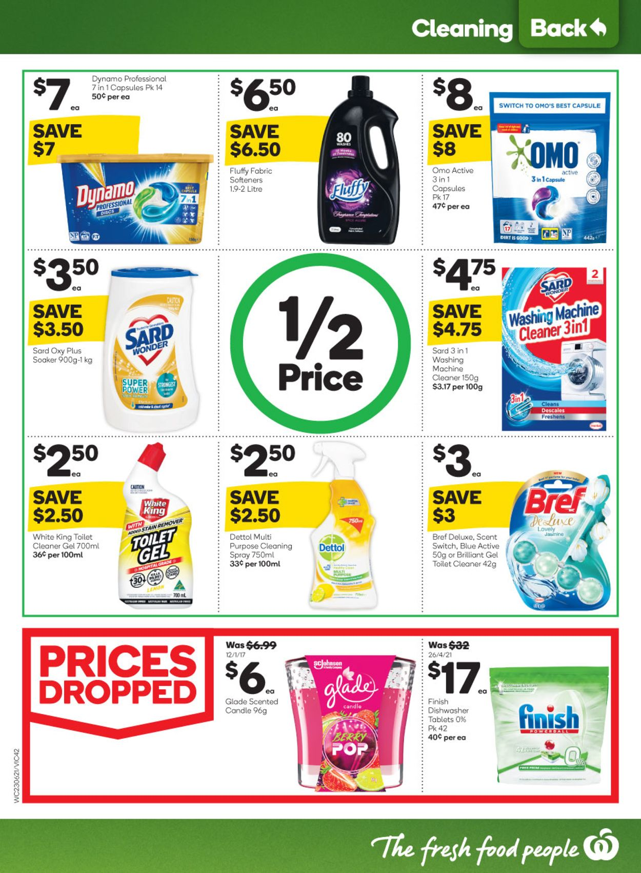 Woolworths Catalogue - 23/06-29/06/2021 (Page 42)