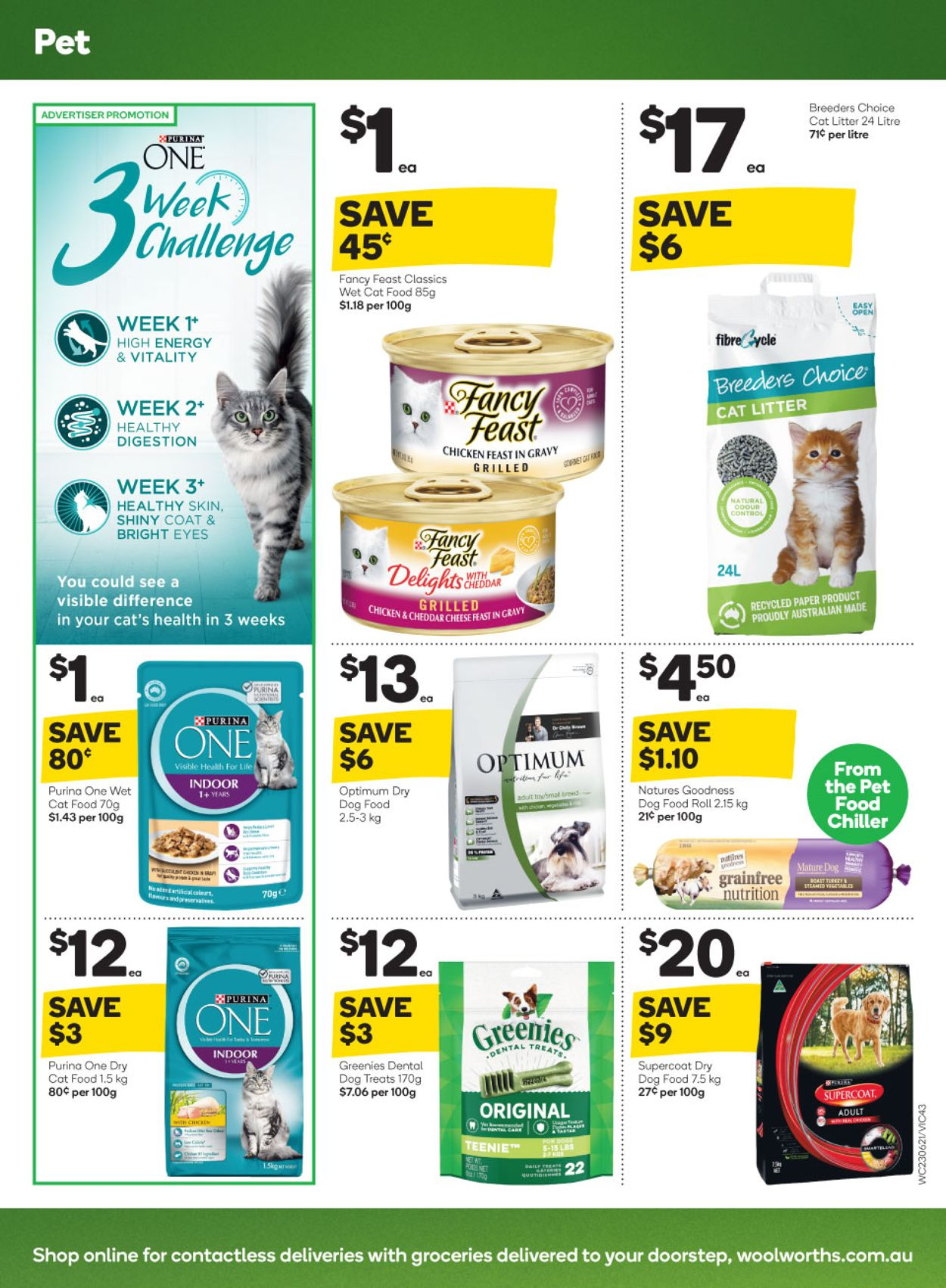 Woolworths Catalogue - 23/06-29/06/2021 (Page 43)