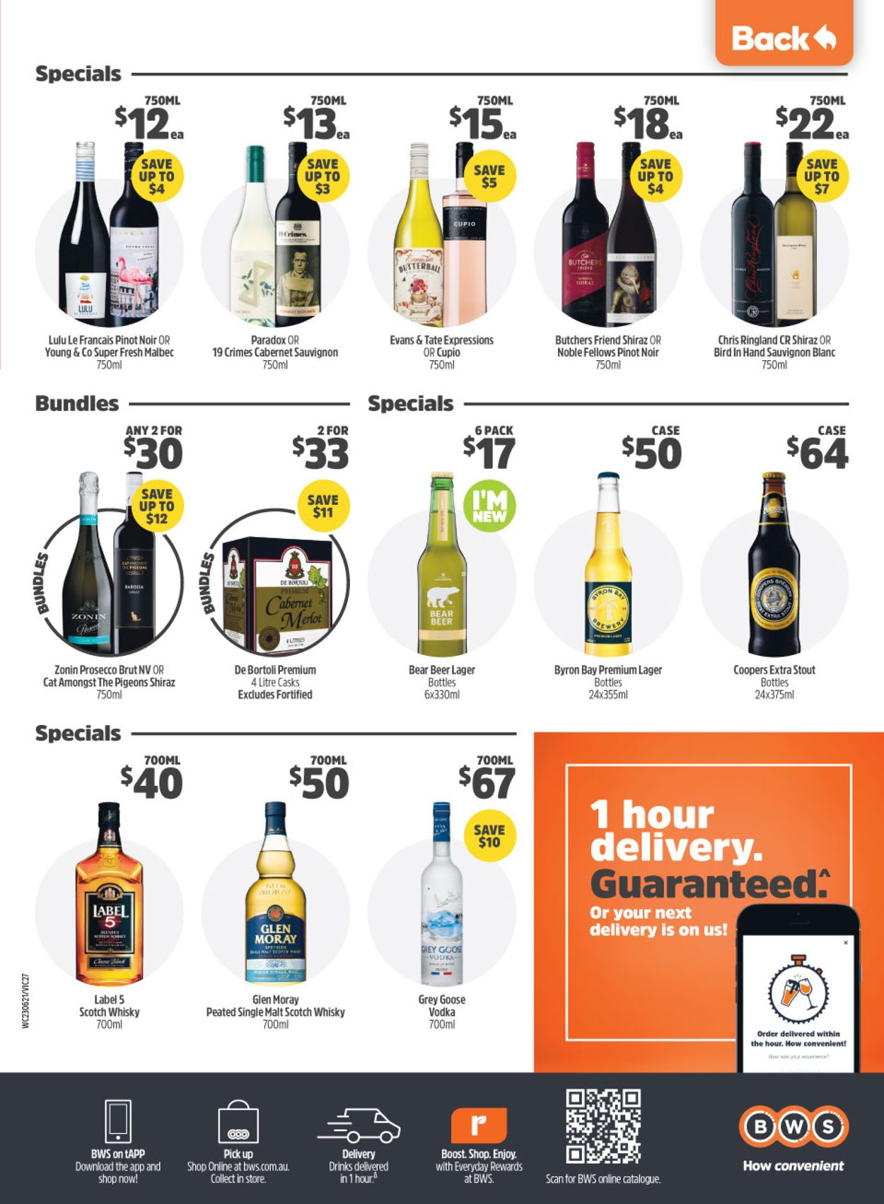 Woolworths Catalogue - 23/06-29/06/2021 (Page 46)
