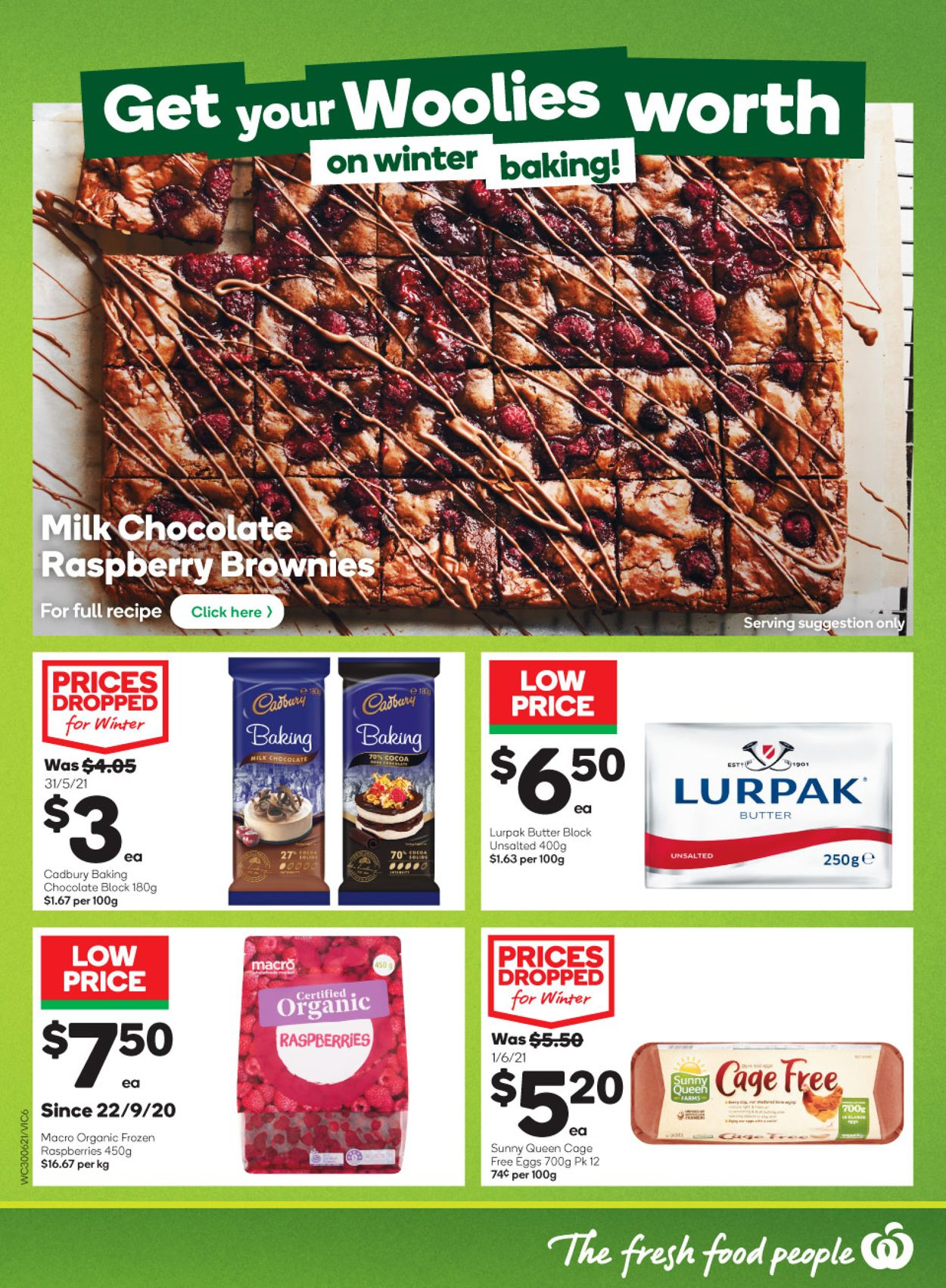 Woolworths Catalogue - 30/06-06/07/2021 (Page 6)
