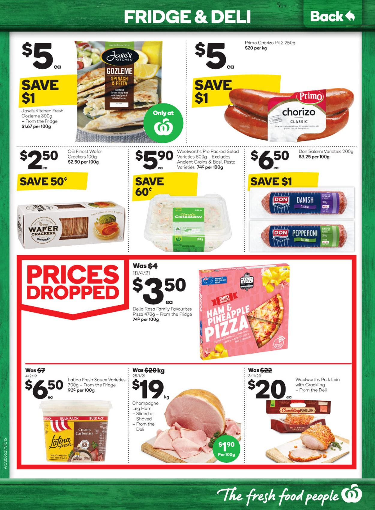 Woolworths Catalogue - 30/06-06/07/2021 (Page 14)
