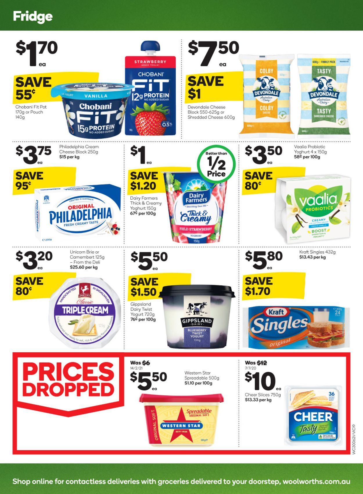 Woolworths Catalogue - 30/06-06/07/2021 (Page 17)