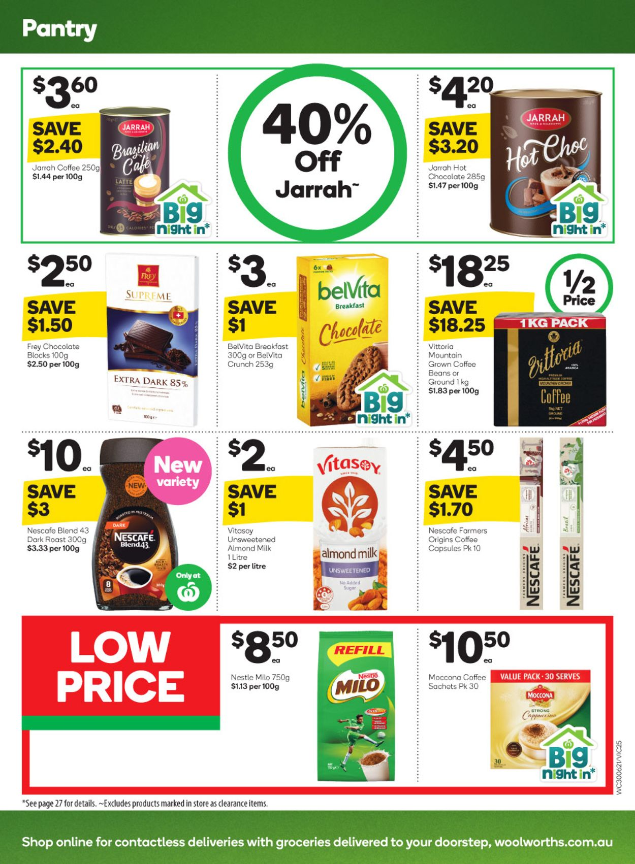 Woolworths Catalogue - 30/06-06/07/2021 (Page 23)