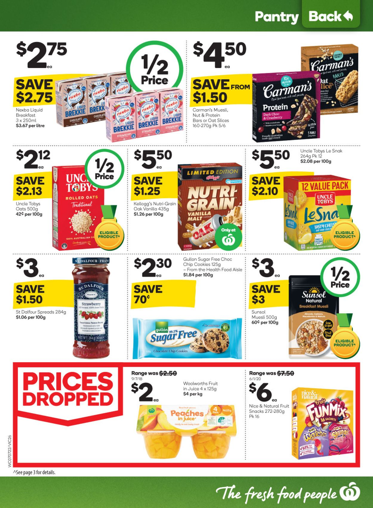Woolworths Catalogue - 07/07-13/07/2021 (Page 26)