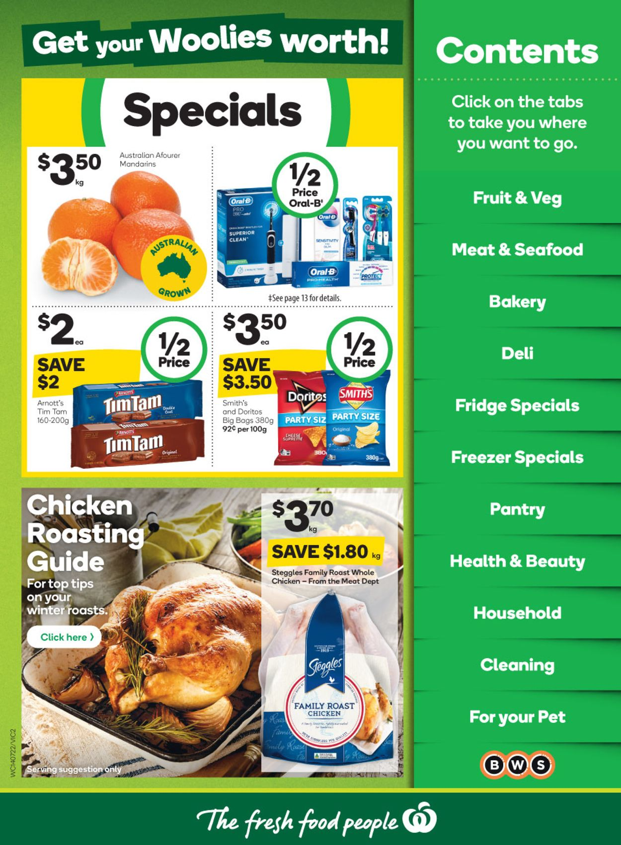 Woolworths Catalogue - 14/07-20/07/2021 (Page 2)
