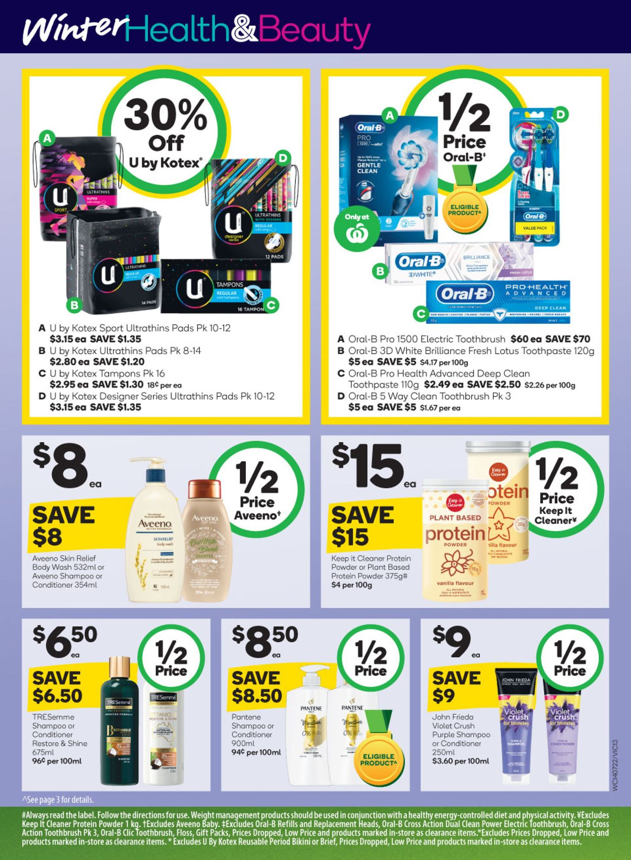 Woolworths Catalogue - 14/07-20/07/2021 (Page 13)