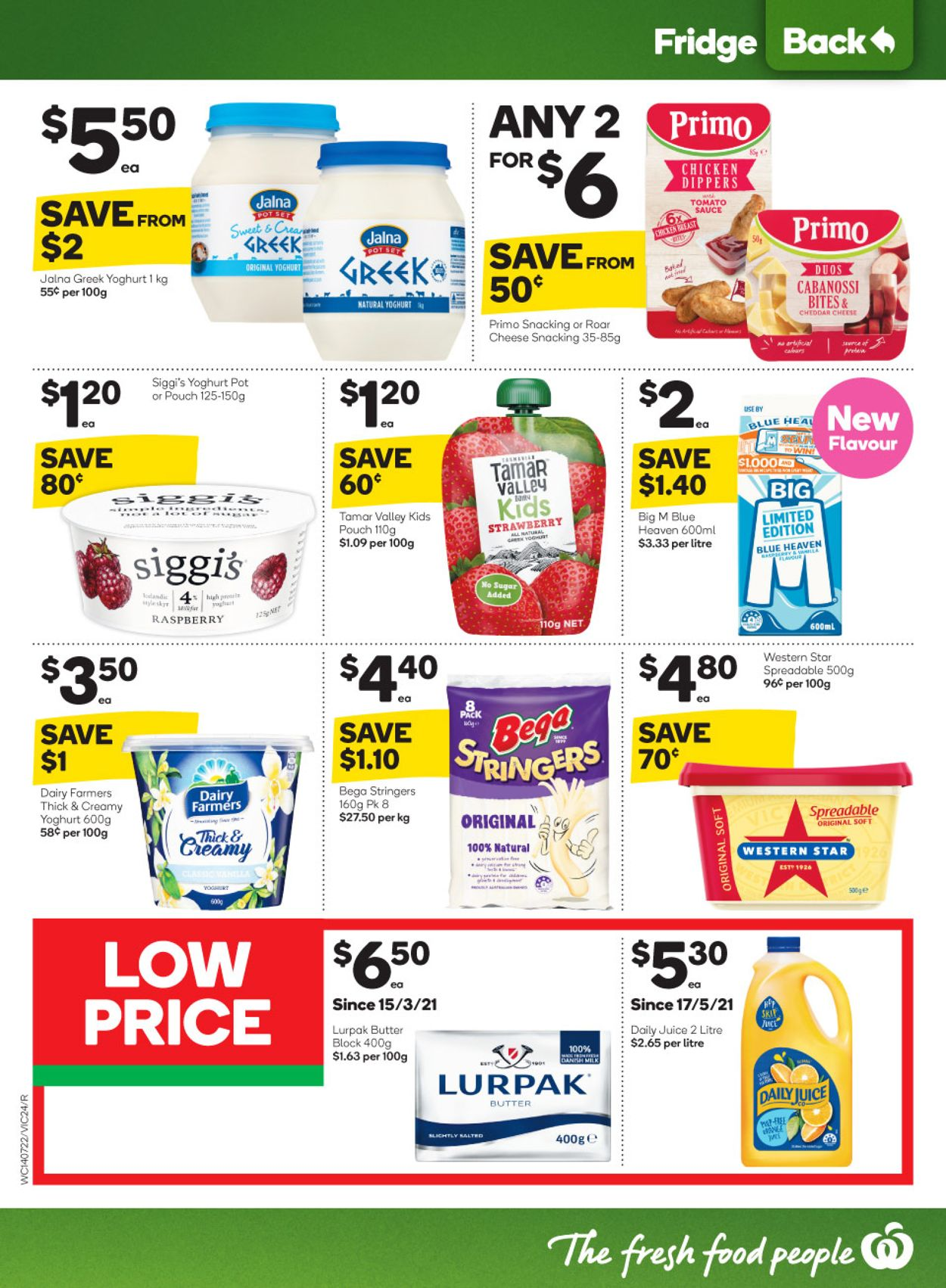 Woolworths Catalogue - 14/07-20/07/2021 (Page 24)