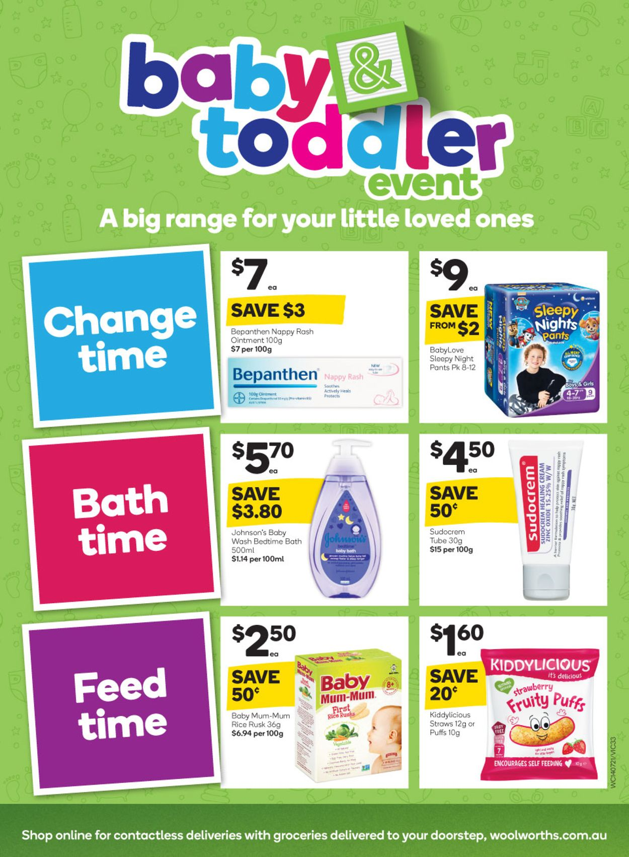 Woolworths Catalogue - 14/07-20/07/2021 (Page 33)