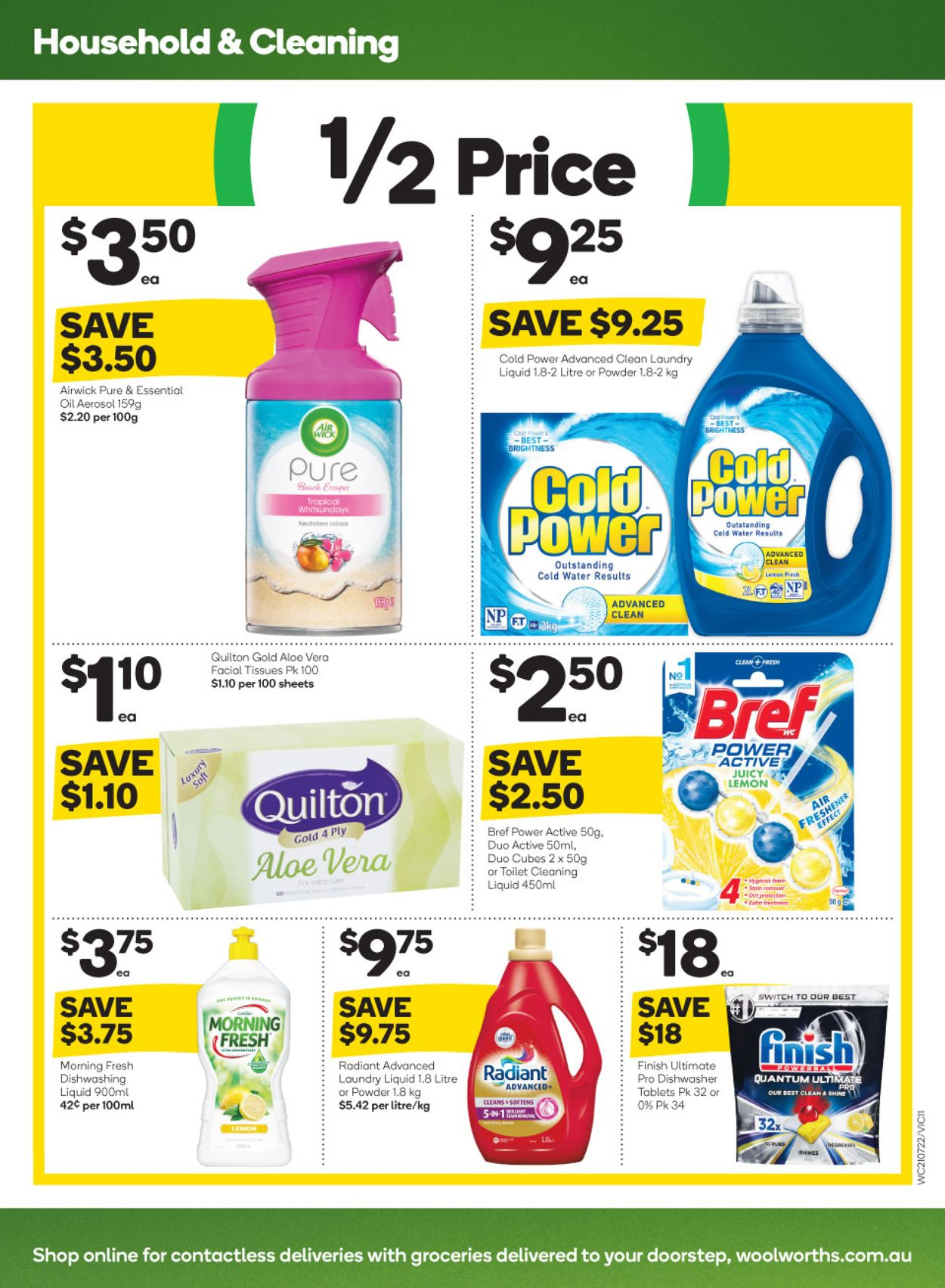 Woolworths Catalogue - 21/07-27/07/2021 (Page 11)