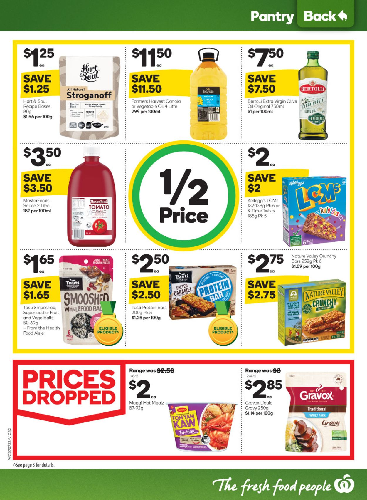 Woolworths Catalogue - 21/07-27/07/2021 (Page 32)