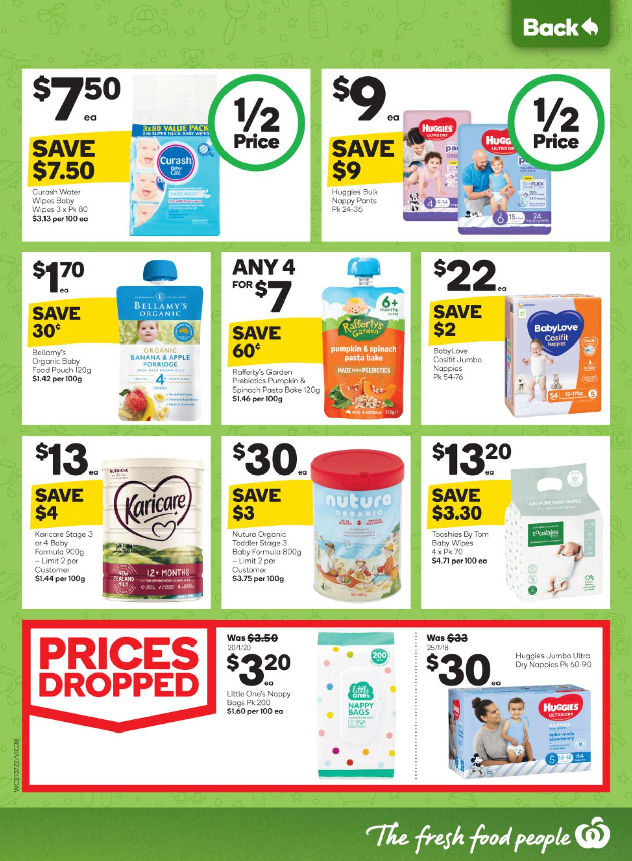 Woolworths Catalogue - 21/07-27/07/2021 (Page 38)