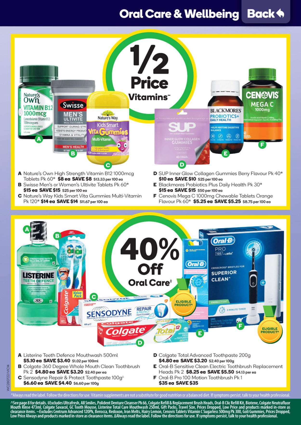 Woolworths Catalogue - 28/07-03/08/2021 (Page 15)
