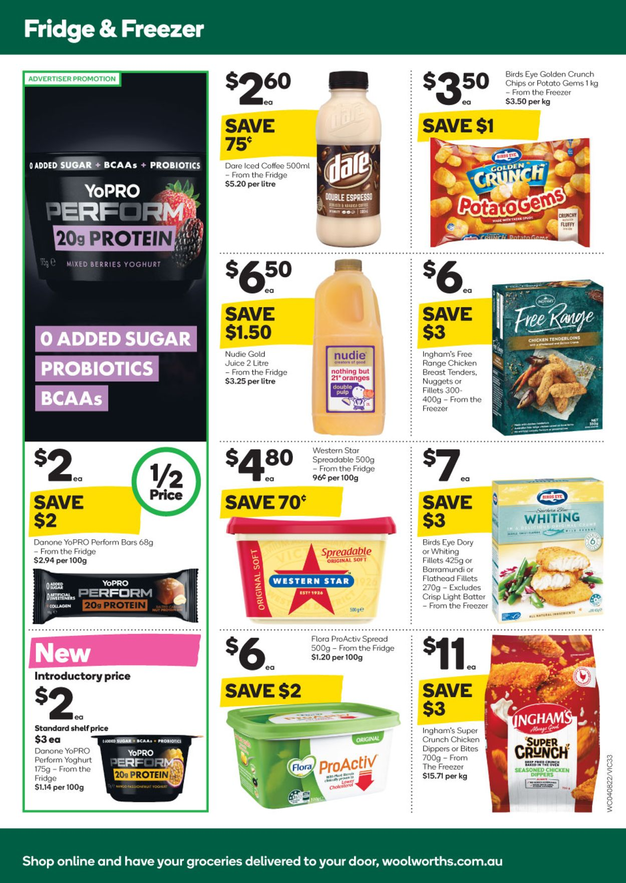 Woolworths Catalogue - 04/08-10/08/2021 (Page 34)