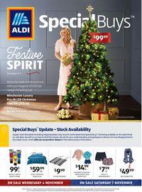 ALDI Christmas 2020