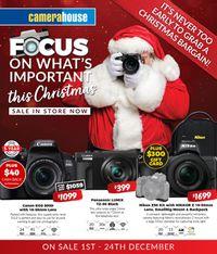 Camera House - Christmas 2020