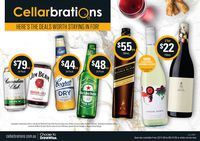 Cellarbrations - Black Friday 2020