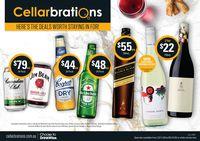 Cellarbrations - Black Friday 2020
