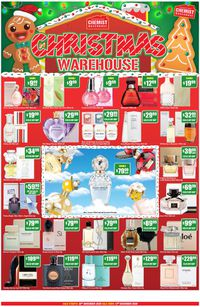 Chemist Warehouse - Christmas 2020