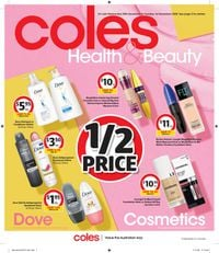 Coles Black Friday 2020