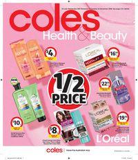 Coles Black Friday 2020
