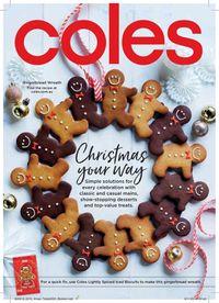 Coles - Christmas 2020