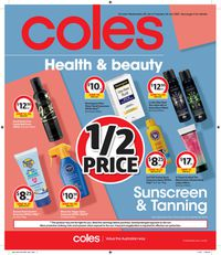 Coles - Health & Beauty